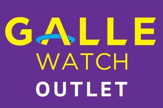 OUTLET in GALLE WATCH